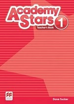 Academy Stars 1 Teacher's Book (Edition for Ukraine)