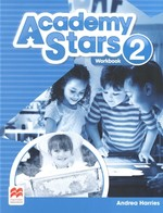 Academy Stars 2 Workbook (Edition for Ukraine)