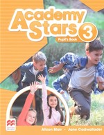 Academy Stars 3 Pupil's Book (Edition for Ukraine) - купить и читать книгу
