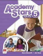 Academy Stars 5 Pupil's Book (Edition for Ukraine)