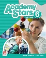 Academy Stars 6 Pupil's Book (Edition for Ukraine)
