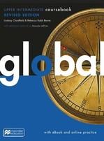 Global Upper-Intermediate Coursebook with eBook and Online Practice