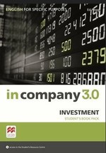 In Company 3.0 ESP Investment Student's Book Pack