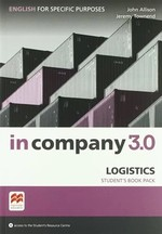 In Company 3.0 ESP Logistics Student's Book Pack