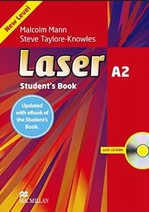 Laser 3rd Edition A2 Student's Book with eBook Pack