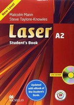 Laser 3rd Edition A2 Student's Book with eBook Pack and Macmillan Practice Online