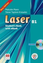 Laser 3rd Edition B1 Student's Book with eBook Pack and Macmillan Practice Online