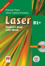 Laser 3rd Edition B1+ Student's Book with eBook Pack and Macmillan Practice Online