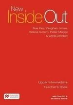New Inside Out Upper-Intermediate Teacher's Book with eBook Pack - купить и читать книгу