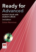 Ready for Advanced 3rd Edition Teacher's Book with eBook Pack