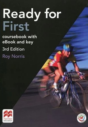 """Купить книгу """"Ready for First 3rd Edition Coursebook with key and eBook Pack"""""""