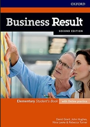 "Купить книгу ""Business Result Second Edition Elementary Student's Book with Online Practice"""