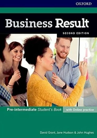 "Купить книгу ""Business Result Second Edition Pre-Intermediate Student's Book with Online Practice"""