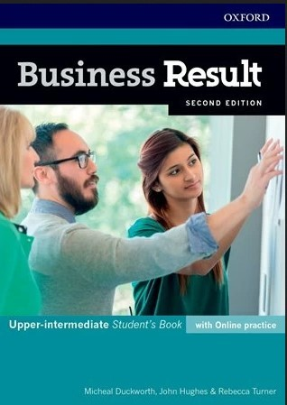 "Купить книгу ""Business Result Second Edition Upper-Intermediate Student's Book with Online Practice"""