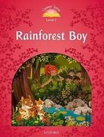 Rainforest Boy Audio Pack