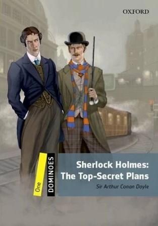 """Купить книгу """"Sherlock Holmes: The Top-Secret Plans"""""""