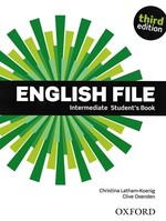 English File Third Edition Intermediate Student's Book