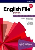 English File Fourth Edition Elementary Teacher's Guide with Teacher's Resource Centre - купить и читать книгу