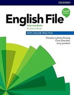 English File Fourth Edition Intermediate Student's Book with Online Practice