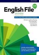 English File Fourth Edition Intermediate Teacher's Guide with Teacher's Resource Centre - купить и читать книгу