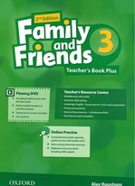 Family and Friends 2nd Edition 3 Teacher's Book Plus