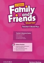 Family and Friends 2nd Edition Starter Teacher's Book Plus