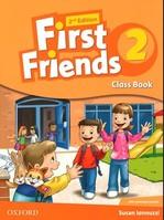 "Купить книгу ""First Friends 2nd Edition 2 Class Book"""