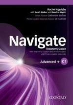 Navigate Advanced Teacher's Guide with Teacher's Support and Resource Disc and Photocopiable Materials