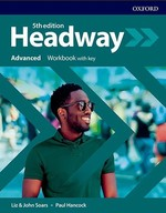 New Headway 5th Edition Advanced Workbook with key
