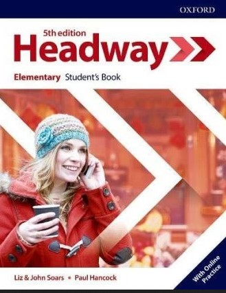 "Купить книгу ""New Headway 5th Edition Elementary Student's Book with Online Practice"""
