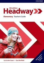 New Headway 5th Edition Elementary Teacher's Guide with Teacher's Resource Center