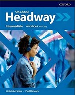 New Headway 5th Edition Intermediate Workbook with key