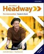 New Headway 5th Edition Pre-Intermediate Student's Book with Online Practice