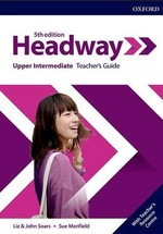 New Headway 5th Edition Upper-Intermediate Teacher's Guide with Teacher's Resource Center