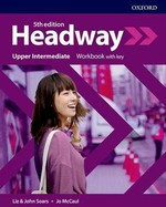 New Headway 5th Edition Upper-Intermediate Workbook with key
