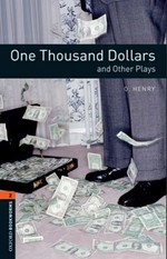 One Thousand Dollars and Other Plays Audio Pack