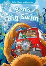 Ben's Big Swim with Audio CD