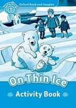 On Thin Ice Activity Book