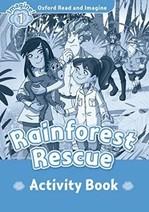 Rainforest Rescue Activity Book