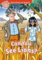 Can You See Lions? with Audio CD