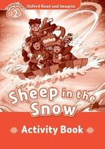 Sheep In The Snow. Activity Book
