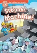 Stop the Machine CD