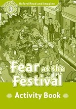 Fear at the Festival Activity Book