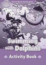 Swimming with Dolphins Activity Book - купить и читать книгу