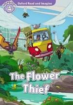 The Flower Thief with Audio CD - купить и читать книгу