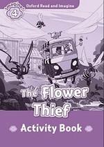 The Flower Thief Activity Book - купить и читать книгу