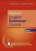 Oxford English Grammar Course Basic with answers and e-book