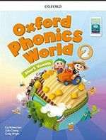 Oxford Phonics World 2: Short Vowels Student's Book with App Pack