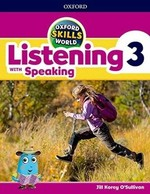 Oxford Skills World: Listening with Speaking 3 Student's Book with Workbook