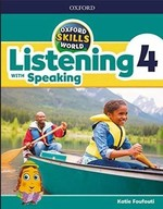 Oxford Skills World: Listening with Speaking 4 Student's Book with Workbook